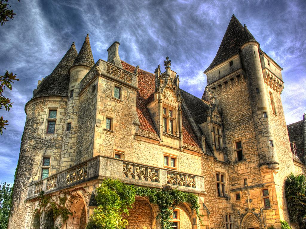 Fond D Ecran Image Chateau Des Milandes Photo De Pascal