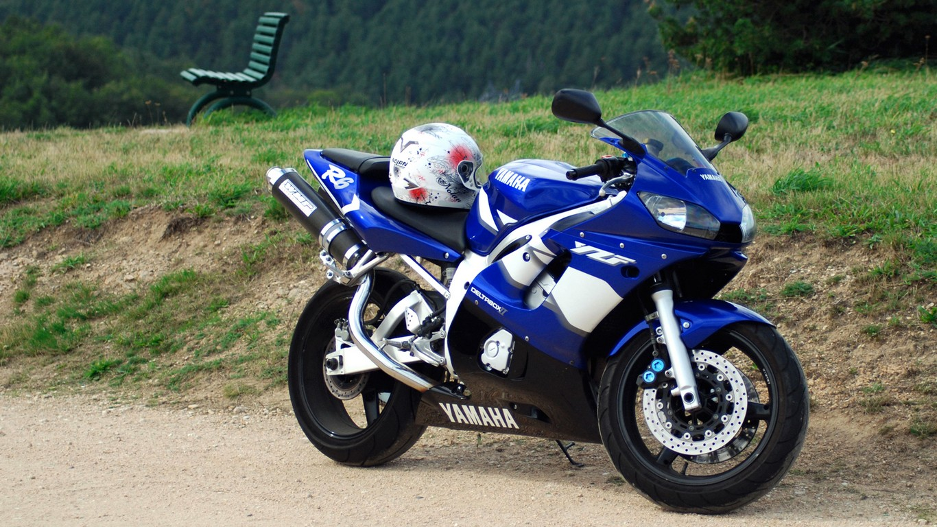 belle Machine : Yamaha R6